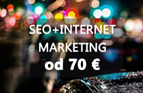 SEO Internetový Marketing