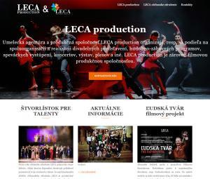 www.lecaproduction.com
