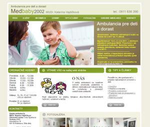 www.medbaby2002.sk