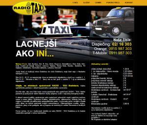 www.radio-taxi.sk