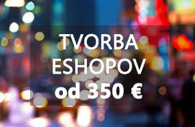 Tvorba Eshopov Bratislava